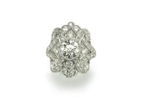 Diamond Dress rings