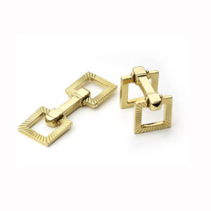 Cartier Stirrup Cufflinks, C1970