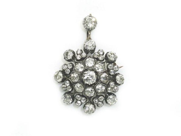 Silver Diamond Earrings Uk