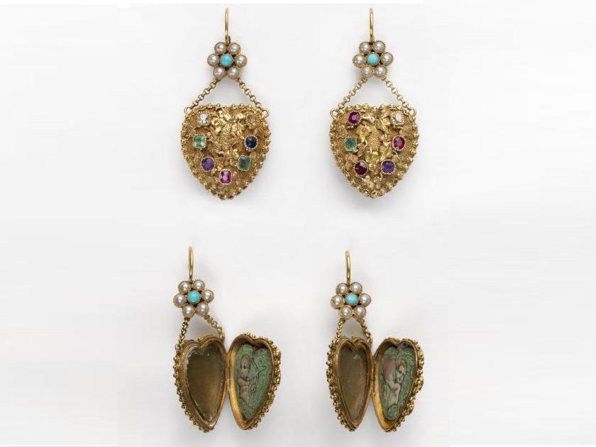 Hidden Meaning Of Antique Victorian Jewellery Acrostic Jewellery