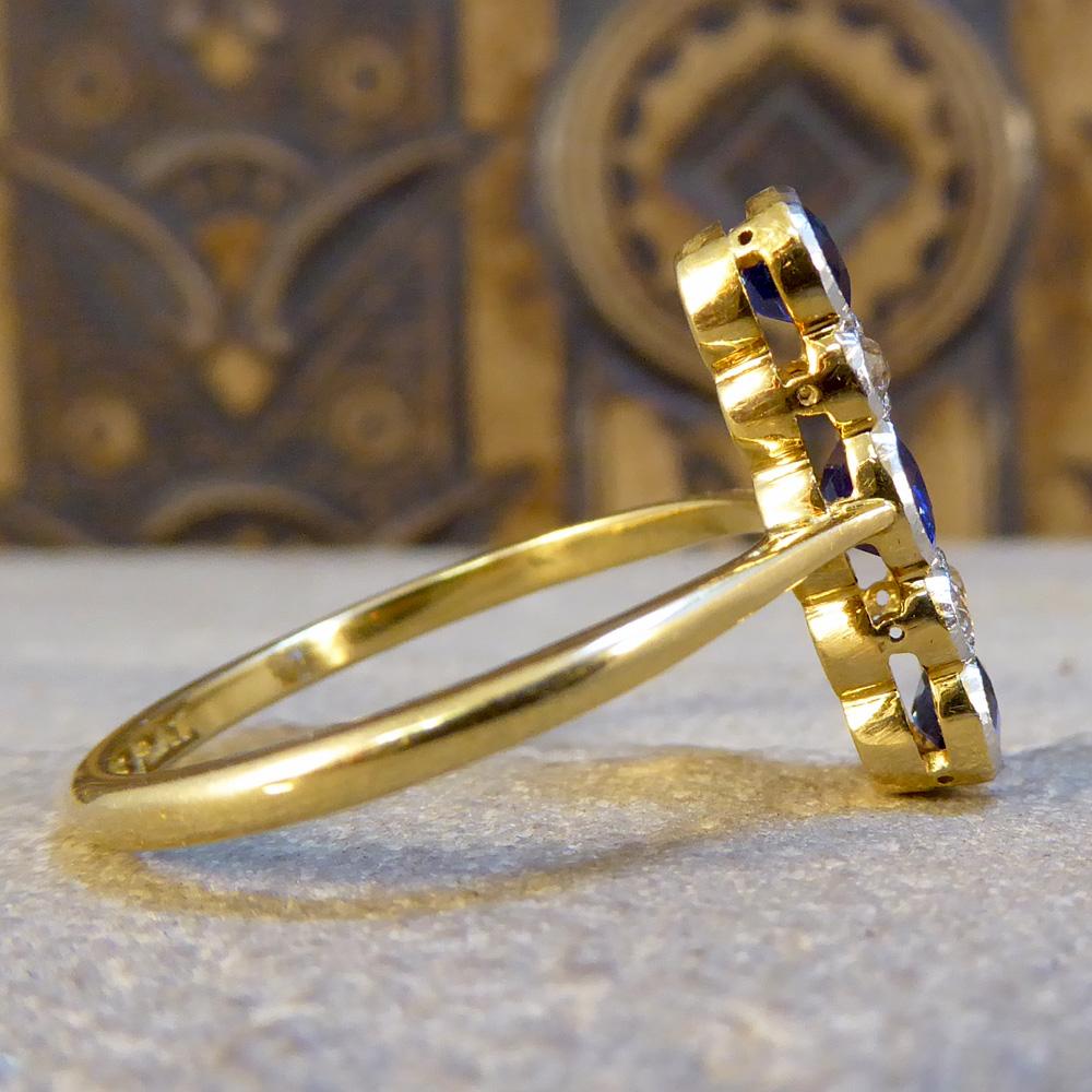 Platinum  Stone Diamond Ring