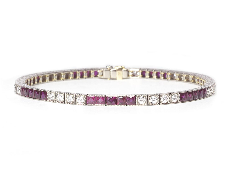 Ruby Bracelets