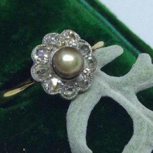 English gem garden Jewellery