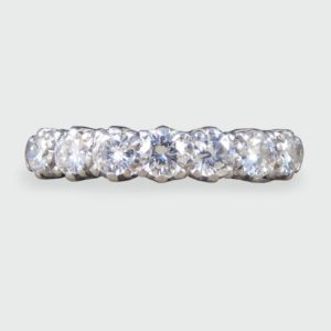 Vintage Seven Stone Diamond Ring