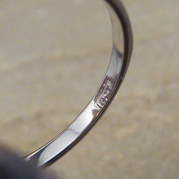 Contemporary Yellow Sapphire & Diamond Cluster Ring