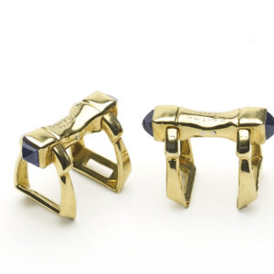 Vintage Cartier Stirrup Cufflinks
