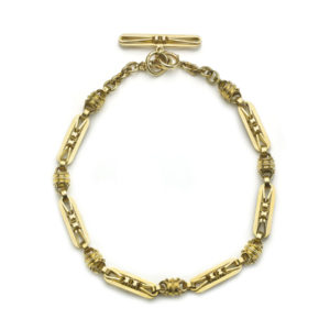 Antique Victorian Gold Albert Chain