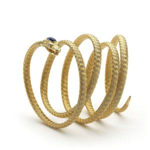 Woven Snake Bracelet