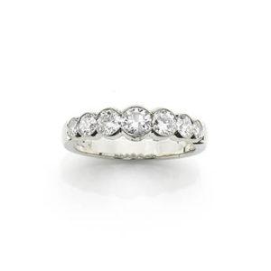 Seven Stone Rings