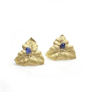 Vintage Buccellati Acorn Earrings