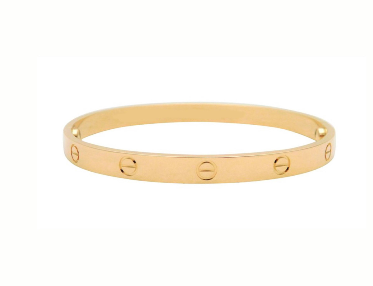 8c676d1042d Pre Owned Cartier Love bangle Yellow gold, Size 19 — Jewellery Discovery