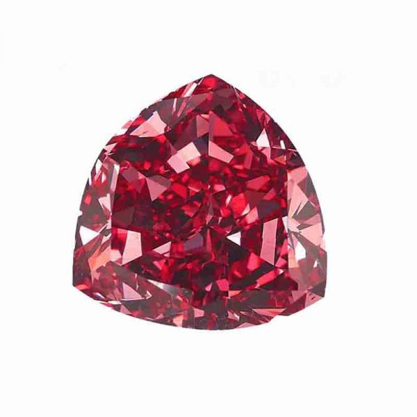 What Is The Largest Red Diamond?