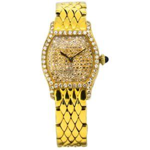Vintage Cartier Panthére Ladies Wristwatch