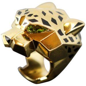 Panthère de Cartier Panther Ring