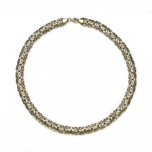 Byzantine Link Necklace