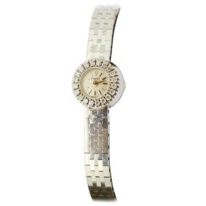 Ladies Vintage Piaget Diamond Wristwatch