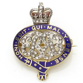 Grenadiers Guards Regimental Brooch