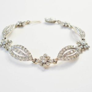 Antique Edwardian Diamond Bracelet