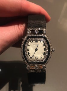 Cartier Diamond Cocktail Watch