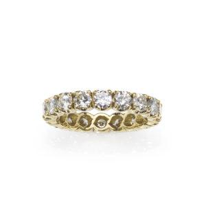 2.52ct Diamond Eternity Ring