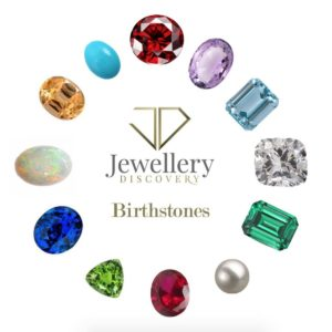 Birthstones by stone and  month Jewellery Discovery birthstones
