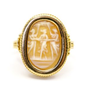 Victorian Rings