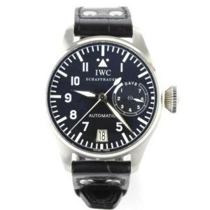 Gentlemen's IWC, Big Pilot Automatic Watch, Box & Papers