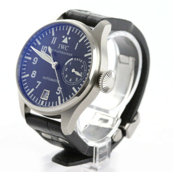 Gentlemen's IWC, Big Pilot Automatic Watch, Box & Papers