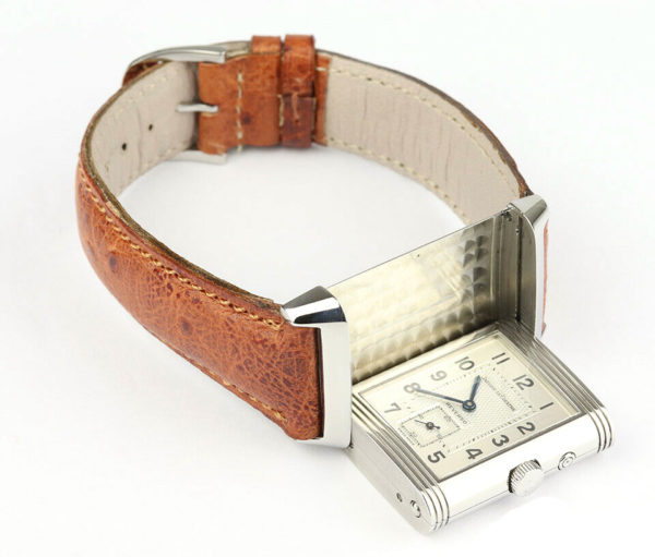 Jaeger-LeCoultre Reverso Grande Taille Duoface Day & Night With Papers