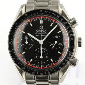 Omega Speedmaster Automatic Chronograph Racing, Michael Schumacher World Champion 2000 Limited Edition