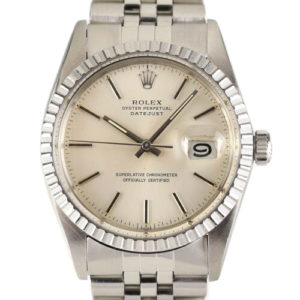 Gents Automatic Datejust in Stainless Steel from 1980s