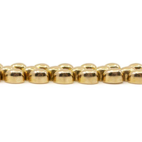 Vintage Gold Link Bracelet BB3