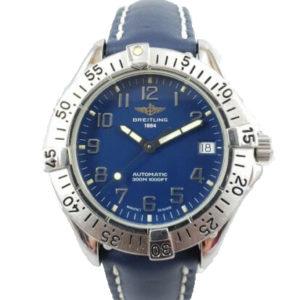 Vintage Gents Breitling Colt Automatic Wristwatch
