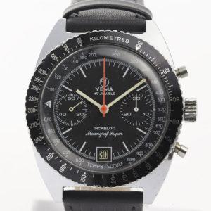 Gents Vintage Yema Chronograph Wristwatch