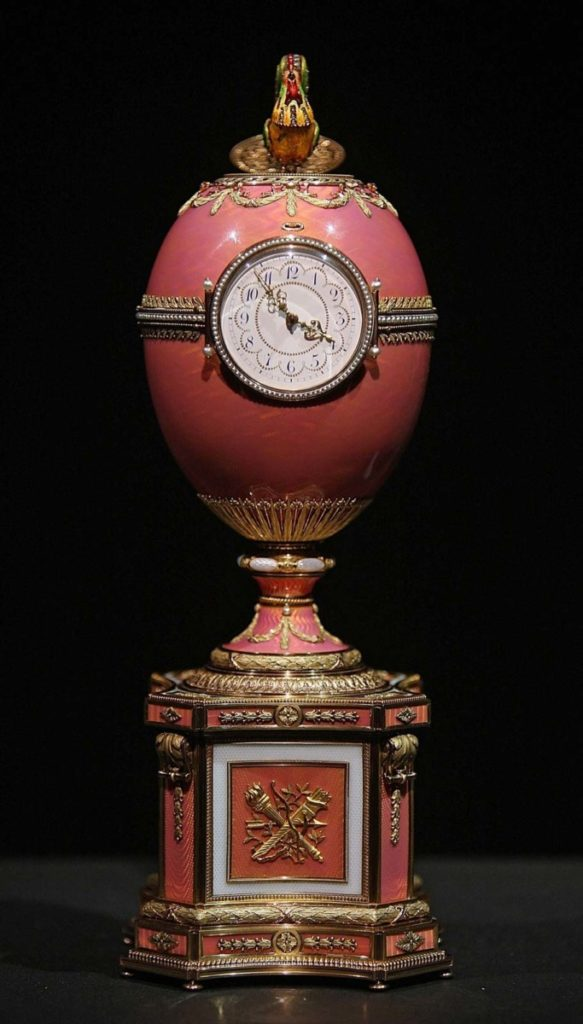 Faberge Rothschild Egg