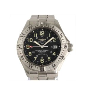 Breitling Superocean Automatic Stainless Steel Wristwatch