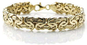 Anniversary Jewellery 1st Gold