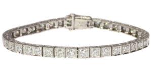 Anniversary Jewellery 65th Platinum