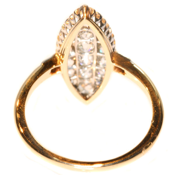 Antique Belle Époque Diamond Ring
