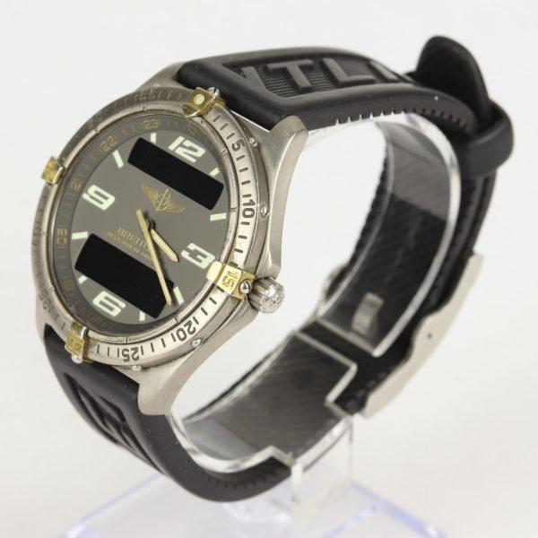 Breitling Aerospace Repetition Minutes Titanium 40mm Watch
