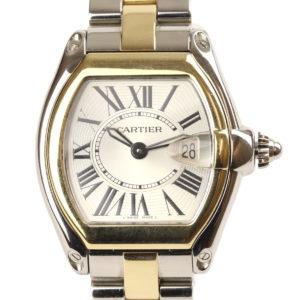 Cartier Roadster Steel & Gold Ladies Watch 31mm
