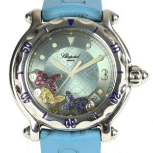 Chopard Happy Sport Watch, Happy Fish Beach 38mm
