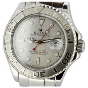 Vintage Rolex Yachtmaster 168622 Wristwatch