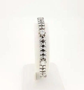 Diamond and 18ct White Gold Bracelet, Totaling 10.50 Carats