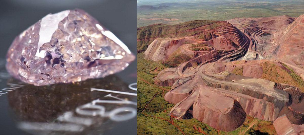 Argyle Diamond and Mine
