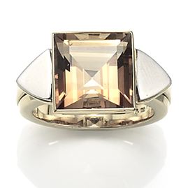 Hemmerle Topaz Dress Ring