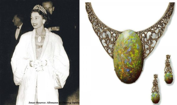 Famous Opals