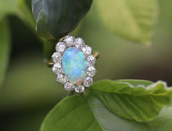How Are Opals Formed?