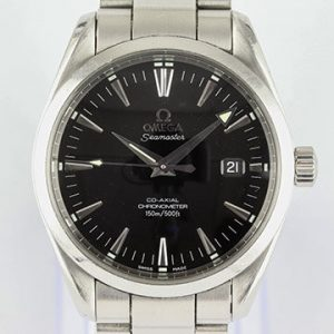 Omega Seamaster Aqua Terra Co-Axial 39mm Automatic Stainless Steel