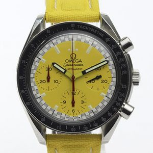 Omega Speedmaster Schumacher Style 39mm Automatic Chronograph